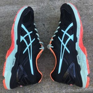 Asics Shoes - ASICS GEL GT 2000 5 Fluid Ride Duo Max Black Green